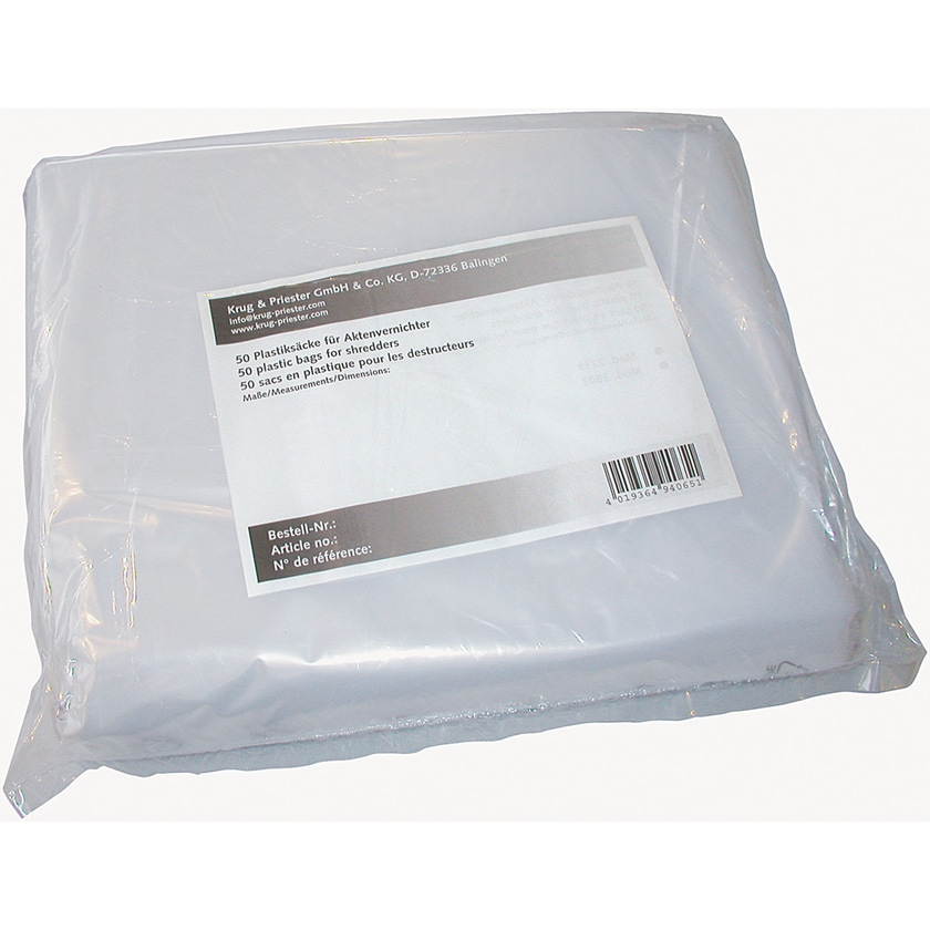 Ideal Einweg-Plastiksack 9000037 Modell 2502/3102 Pa=50St