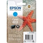 Epson Tintenpatrone C13T03U24010 603 2.4ml cyan