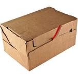 ColomPac Versandkarton Return Box XL Nr. CP 069.08 384x19x29cm braun