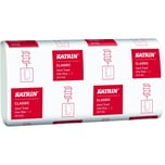 Katrin Papierhandtücher Interfold 2-lagig 235x34cm weiß PA=2310Bl
