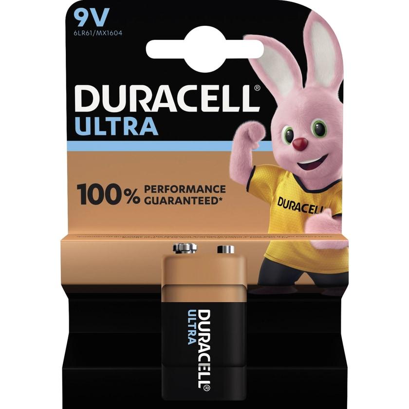 Duracell Batterie Ultra Power E-Block Nr. 105416. 6LR61. 9V