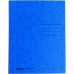 Falken Spiralhefter A4 355g blau Nr. 11287281. Colorspankarton. ca. 300Bl