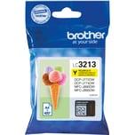 Brother LC3213Y Tintenpatrone gelb