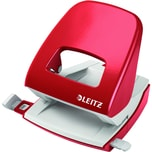 Leitz Locher New NeXXt rot Nr. 5008-25 30 Blatt