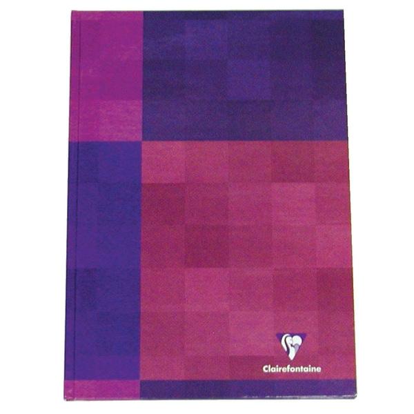 Clairefontaine Kladde A5 liniert 96Blatt Nr. 9516C starker Deckel Geschäftsbuch