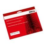 Ideal Ölpapier für Aktenvernichter Nr. 9000631 PA 18 Blatt