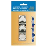 MAG Magnetclip 35mm 16670 silber Pa3St