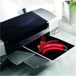 Sigel Inkjet Fotopapier Top A4 125g Nr. IP663 PA 25 Blatt hochglänzend