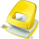 Leitz Locher New NeXXt WOW gelb Nr. 5008-10-16. 30 Blatt