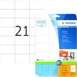 Herma Superprint-Etikett Nr. 5054 weiß PA 600 Stk 70x338mm permanent