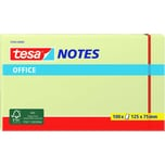 Tesa Haftnotizblock 125x75mm gelb Nr. 57655-17 1 Block à 100 Blatt