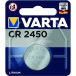 Varta Batterie Electronics Lithium Nr. 6450101401 3V Cr2450 560Mah
