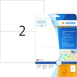 Herma Folien-Etikett Nr.4683 transparent PA 50 Stk 210x148mm