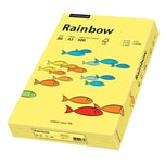 Rainbow Color Paper 80g A3 gelb Nr. 88042346 PA 500 Blatt