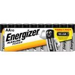 Energizer Alkaline Classic Mignon Aa L Nr. 627500 Lr6 Mignon 15V 10Stk