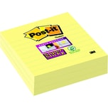 Post-it Haftnotiz Super Sticky 101x101mm Nr. 675-3SCY gelb PA 3 Block