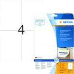 Herma SuperPrint Etiketten Nr. 5082 weiß PA 100Stk 105x148mm