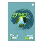 Ursus Briefblock A4 50 Blatt liniert Nr. 608585010 Green Pure premiumweiß
