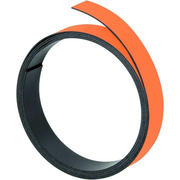 Franken Magnetband orange Nr. M801 05 5mmx1m Stärke 1mm