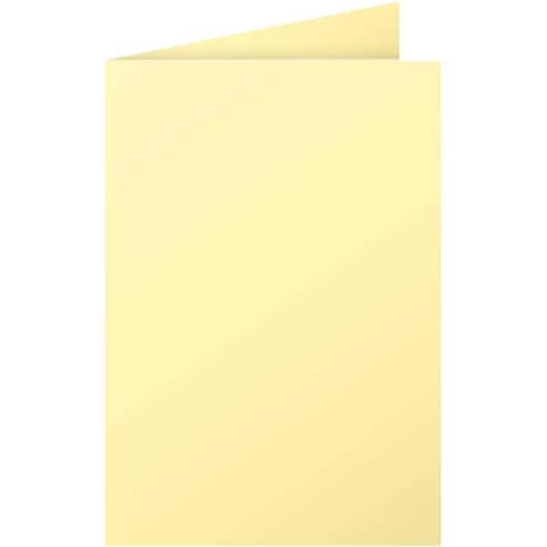 Clairefontaine Faltkarte Pollen C6 210g Nr. 2476C chamois PA 25 Stück