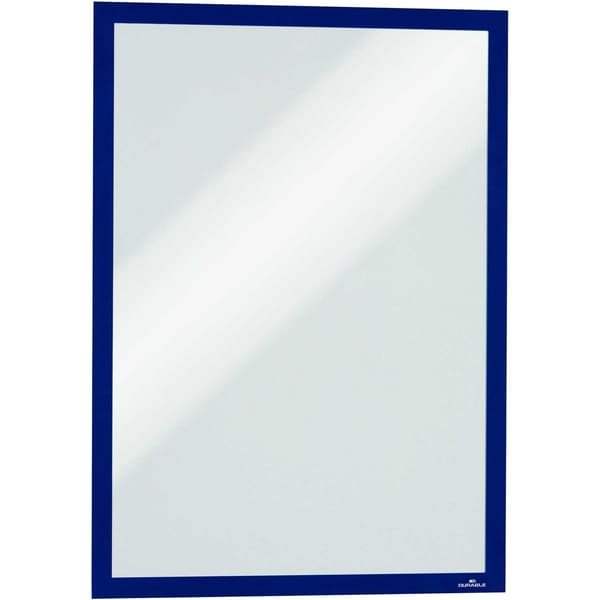 Durable Magnetrahmen Duraframe A3 blau Nr. 4873-07 PA 2Stk