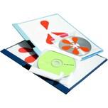 Durable CD Hülle für 1 CD selbstklebend Nr. 5210-19 PA 10 StkVerschlussklappe