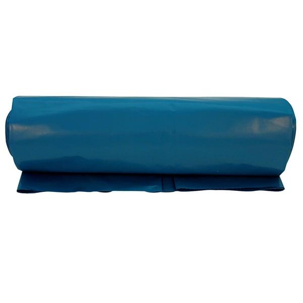 WBV Müllsäcke blau 80µm 70 x 110cm Rolle 15 Stk.