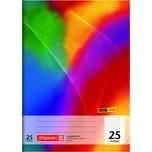 BRUNNEN Schulheft A4 liniert Nr. 104492502 16 Blatt Lineatur 25