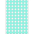 Herma Markierungspunkt 13mm blau Nr. 2233 PA 2.464 Stück