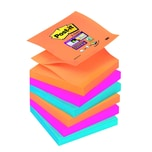 Post-it Haftnotiz Super Sticky 76x76mm R3306SE Z-Notes Bangkok PA 6 Block