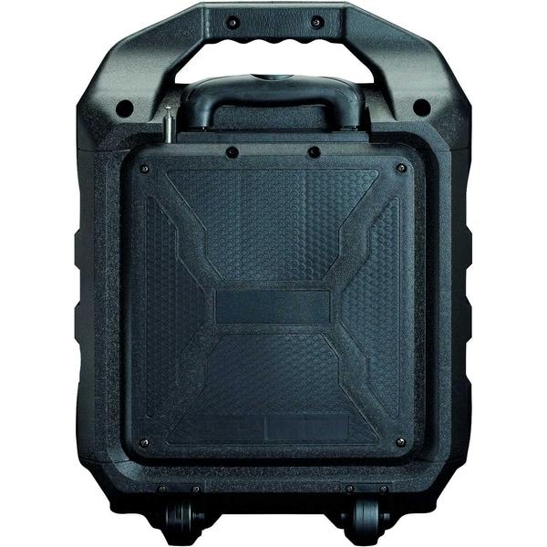 Lenco Soundanlage PA-90 2321575 Bluetooth rollbar sw