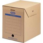 Elba Archivbox Maxi tric system A4 braun 100421092 Wellpappe 236x308x333cm