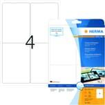 Herma Etikett Special Nr. 4908 weiß PA 100 Stk 96x1397mm