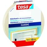 tesa Kreppband Classic Innenbereich Nr. 05281-00012 19mm x 50m beige