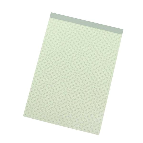 Soennecken Notizblock Recycling A5 kariert Nr. 125150Bl perforiertohne Deckblatt