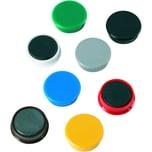 Alco Kraftmagnete 38x135cmmm Nr. 6848V26 farbig sortiertPA 10Stk
