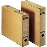 Leitz Archivbox Premium A4 braun Nr. 6084 7 x 325 x 265 cm