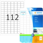Herma SuperPrint-Etiketten Nr.4334 weiß PA 2.800Stk 254x169mm bedruckbar