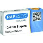 Rapesco Heftklammer Nr.10 verzinkt Nr. AP510VZ3 PA= 1.000 Stück