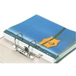 Durable Ordnungsschiene A4 schwarz Nr. 2935-01 Abheften Katalogen PA50St