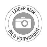Alco Büroklammer 26mm schwarz rund Nr. 256-11 PA=100Stück Kunststoffbezug