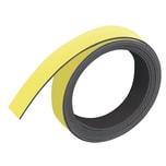 Franken Magnetband gelb Nr. M801 04. 5mmx1m. Stärke 1mm