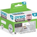 Dymo Adressetikett 1933085 weiß PA 2 x 450 Stück 19x64mm