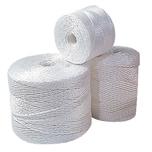 Bindfaden Polypropylen weiß 1.600m Nr. 202026 für Pakete bis 40kg