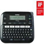 Brother Beschriftungsgerät P-touch 210 VP Nr. PTD210VPZG1. schwarz