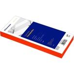 Soennecken Trennstreifen Nr. 1594 orange PA100St 190g/m² Karton (RC)