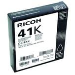 Ricoh Gelpatrone 405761 GC41K für Aficio SG 3110DN 2.500 S. schwarz