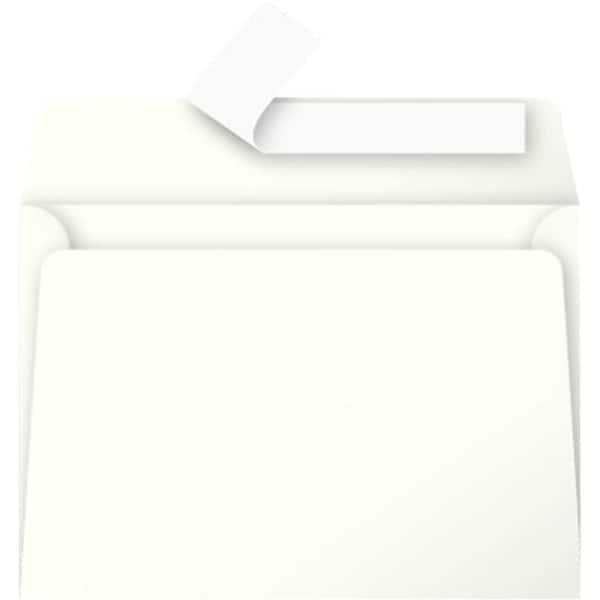 Clairefontaine Briefumschlag C6 haftkle- bend PA 20Stelfenbein o.Fenster 120g
