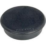 Franken Haftmagnet Ø 24mm schwarz Nr. HM20 10. PA= 10Stk. Haftkraft 300g