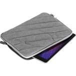 Durable Schutztasche Tablets Fronttasche grau Nr. 530537 10Zoll